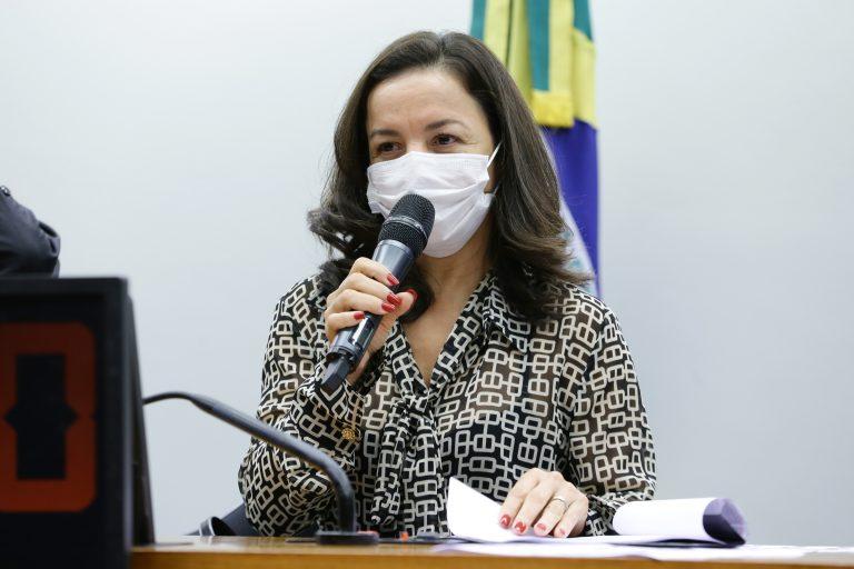 Dep. Professora Marcivania (PCdoB - AP)
