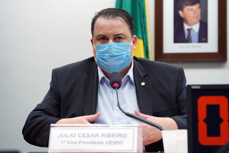 Reunião Deliberativa. Dep. Julio Cesar Ribeiro(REPUBLICANOS - DF)