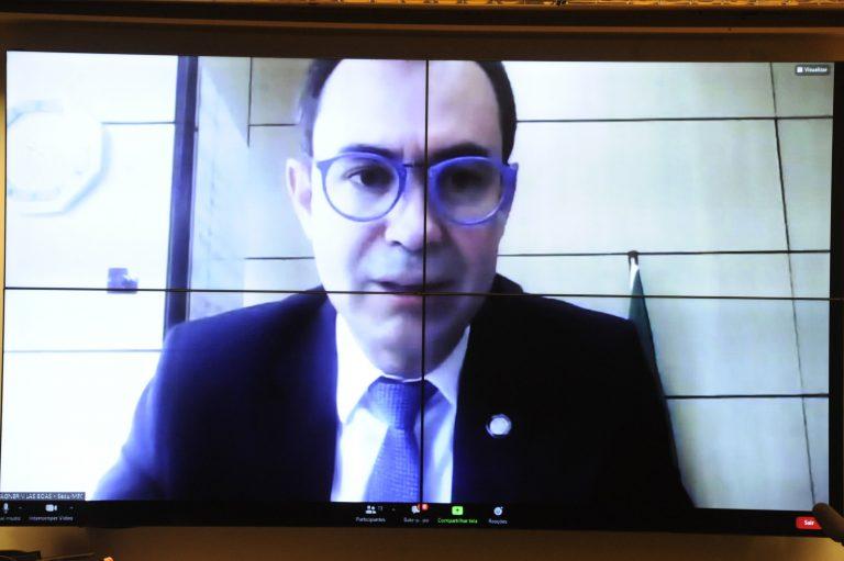 Wagner de Souza: Orçamento de 2021 não deve sofrer cortes