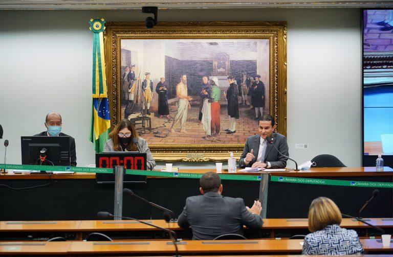 Reunião deliberativa. Dep. Marcos Pereira(REPUBLICANOS - SP)