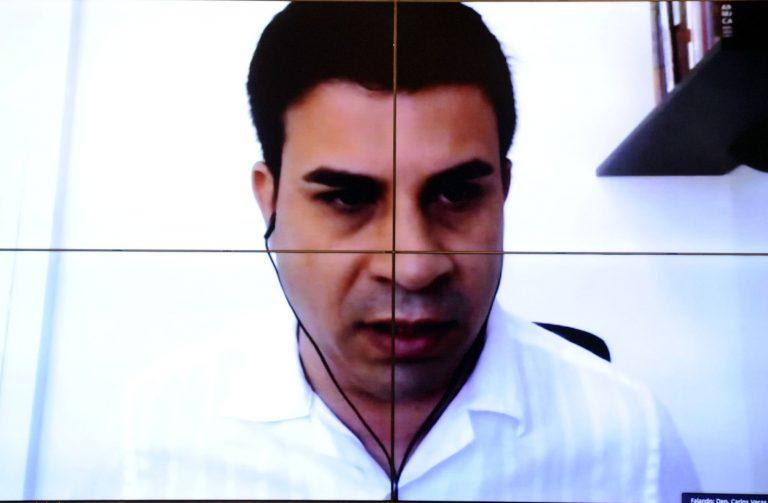 Audiência Pública - Desafios urgentes dos DH. Dep. Carlos Veras(PT - PE)