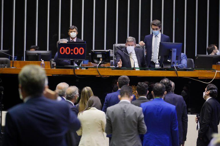 Discussão e votação de propostas. Presidente da Câmara, Arthur Lira (PP - AL)