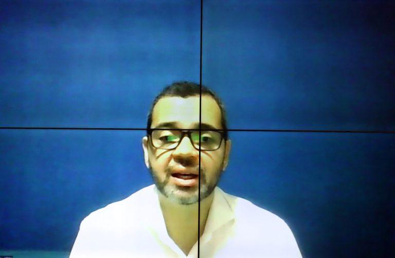 Audiência Pública - Fundo Geral do Turismo  FUNGETUR. Vice-Presidente Financeiro da Associação Brasileira de Agências de Viagens - ABAV, Edmilson Rodrigues Romão