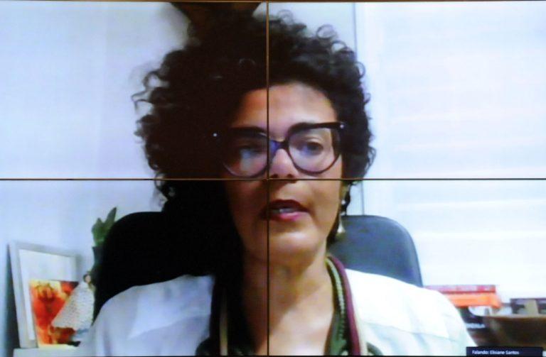 Elisiane Santos: ações afirmativas têm fundamento na Constituição