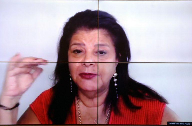 Ações afirmativas para equidade étnico-racial e combate ao racismo nas empresas. Presidente do Conselho de Administração do Magazine Luiza, Luiza Trajano