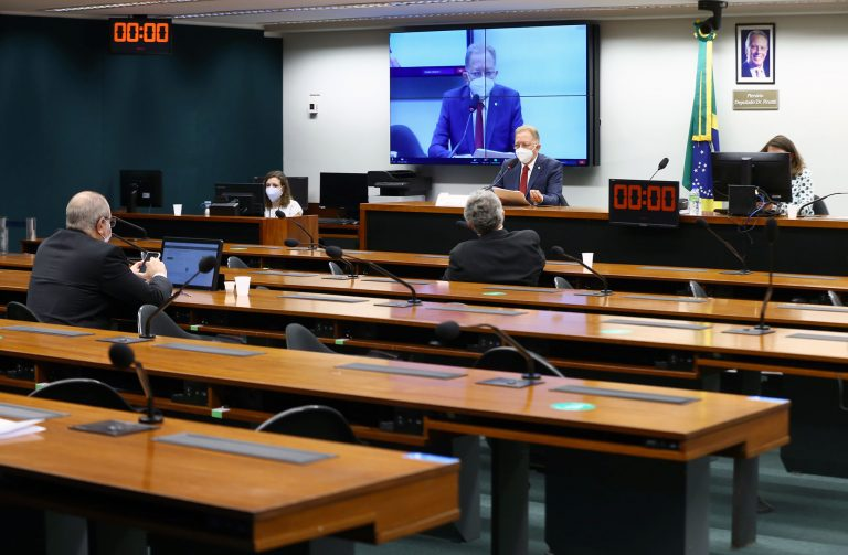 Apresentação pelo relator-geral. Dep. João Campos(REPUBLICANOS - GO)