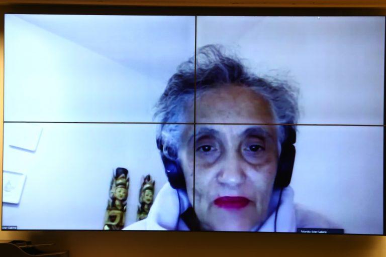 As Novas Variantes da COVID-19. Professora do Instituto de Medicina Tropical da Faculdade de Medicina da Universidade de São Paulo (IMT-USP), Dra.Esther Sabino