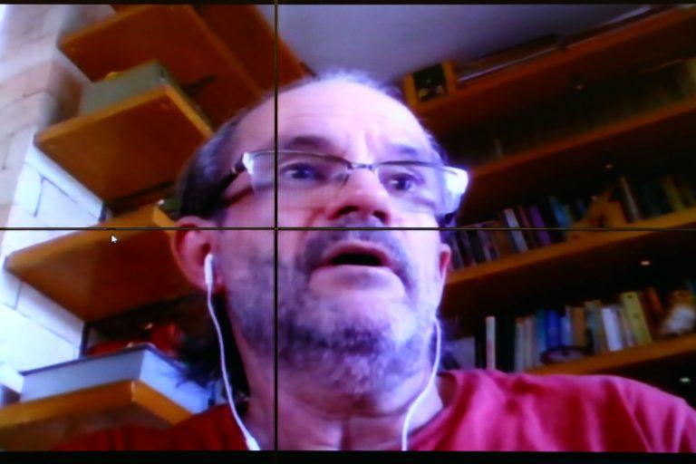 Audiência Pública - Apontamentos e Sugestões para a Reforma do Código Eleitoral. Grupo de Referência da Plataforma dos Movimentos Sociais pela Reforma do Sistema Político, José Antonio Moroni