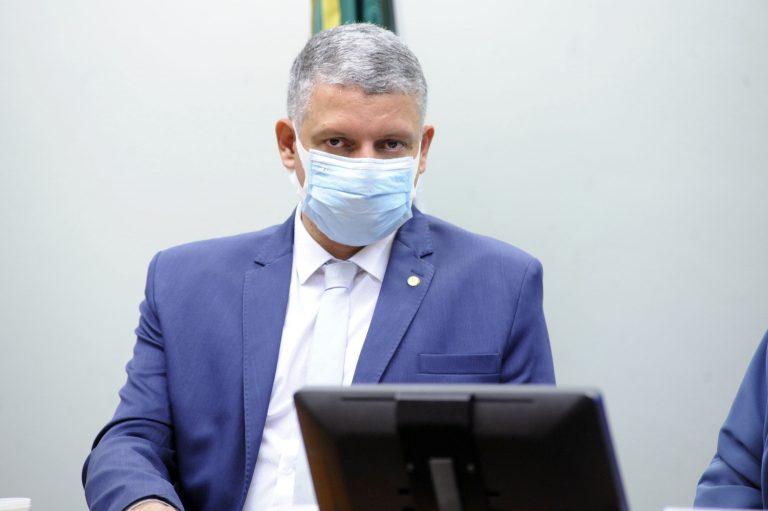 Audiência Pública - A Atual Situação das Vacinas contra Covid-19 para idoso no Brasil. Dep. Dr. Frederico (PATRIOTA - MG)