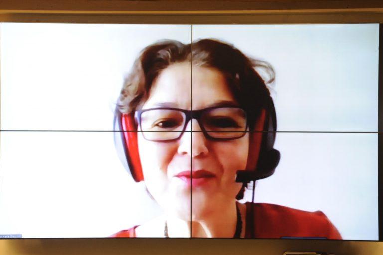 Karla Giacomin defendeu mais transparência para o setor