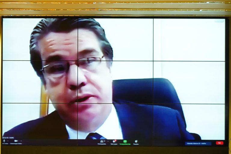Márcio Eli participa de audiência pública