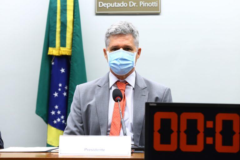 Reunião não deliberativa. Dep. Paulo Teixeira (PT - SP)