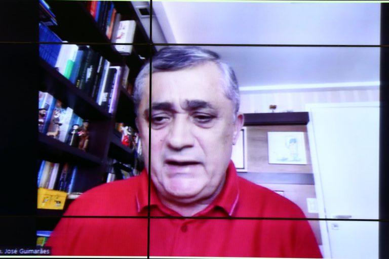 Reunião deliberativa. Dep. José Guimarães (PT - CE)