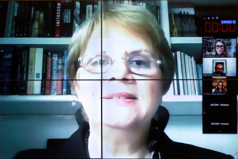 Assessora Especial do Ministério da Educação, Inez Augusto Borges
