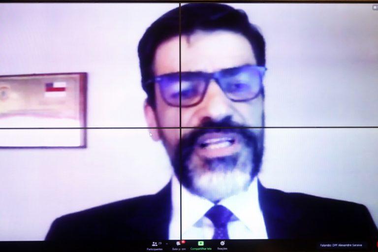 Audiência Pública - Delegado Saraiva e a notícia-crime contra o Ministro