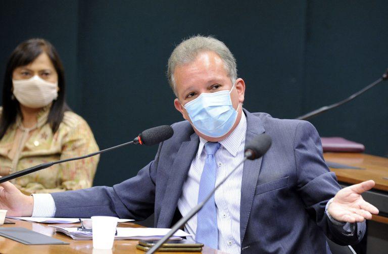André Figueiredo participa de reunião de comissão
