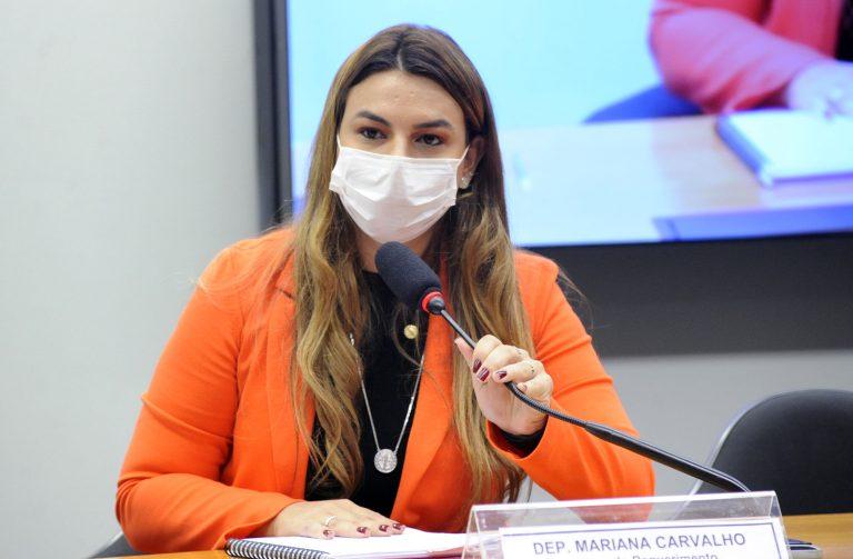 Audiência Pública - Debater a Situação das Vacinas PFIZER, JANSSEN e SPUTNIK. Dep. Mariana Carvalho(PSDB - RO)