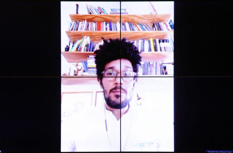 Audiência Pública - Dia Nacional do Funk. Convidado, Bruno Ramos da Silva