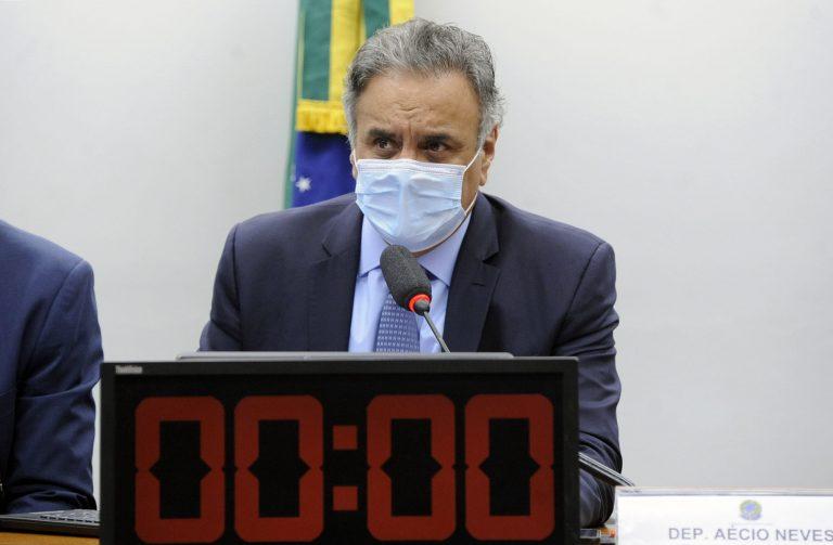Reunião Deliberativa. Dep. Aécio Neves(PSDB - MG)