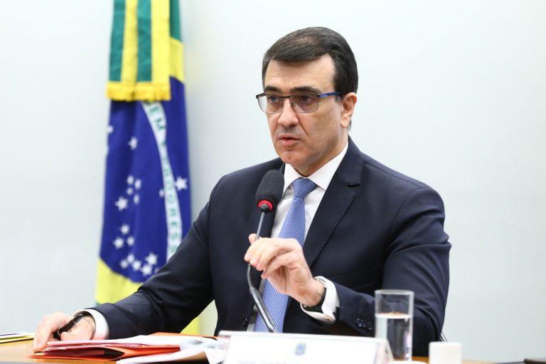 Audiência Pública - Prioridades do Ministério das Relações Exteriores para o ano de 2021. Ministro de Estado das Relações Exteriores, Carlos Alberto Franco França