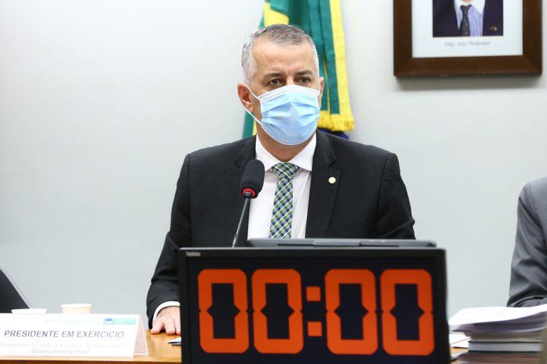 Reunião Deliberativa. Dep. Evair Vieira de Melo (PP - ES)