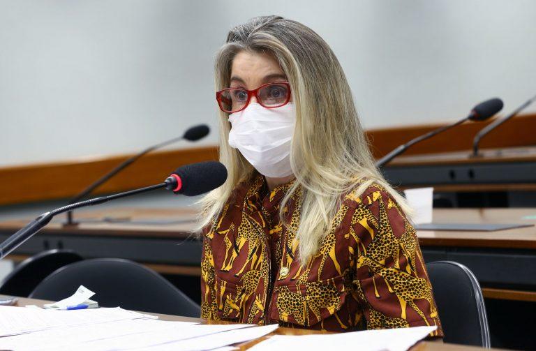 Dep. Dra. Soraya Manato (PSL - ES)