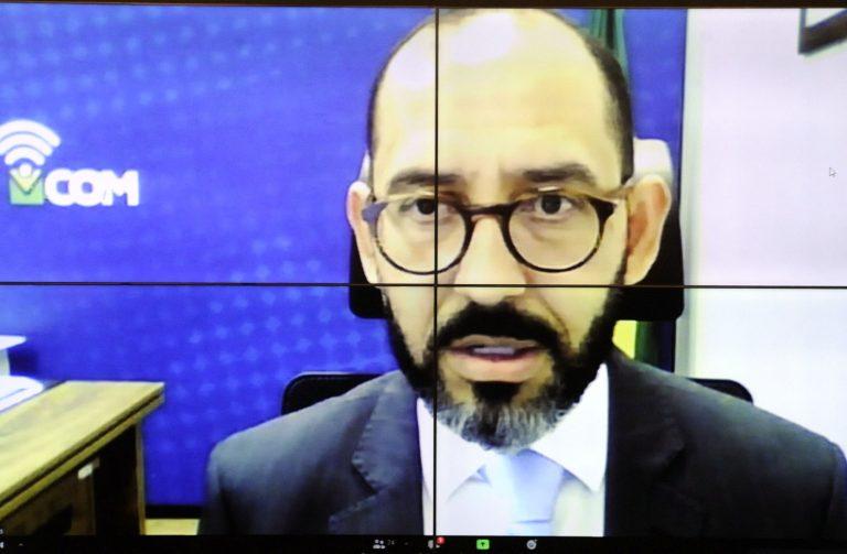 Vitor Menezes: desestatização deve dar agilidade e aumentar qualidade dos serviços