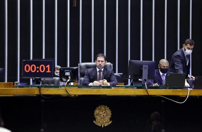 Vice-presidente da Câmara, Marcelo Ramos