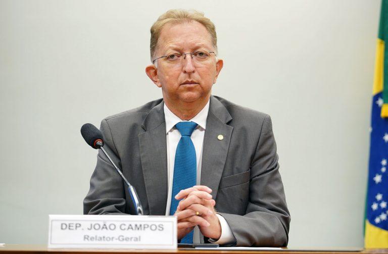 Princípios Fundamentais e Julgamento Antecipado. Dep. João Campos(REPUBLICANOS - GO)