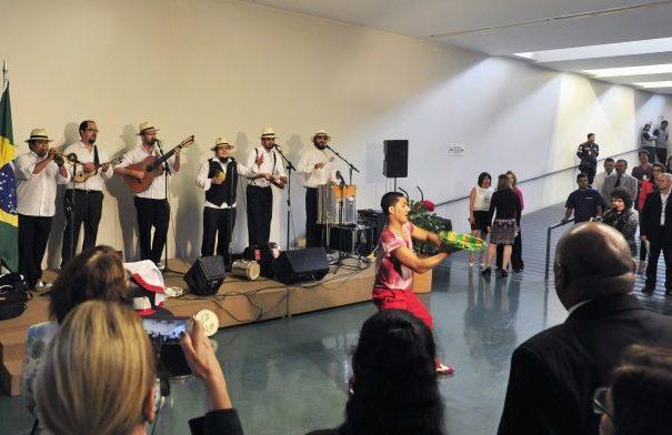 Manifestos Culturais em comemoração ao Dia Nacional do Samba