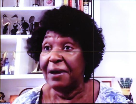 Canto de Passagem - Homenagem às vítima de COVID-19. Dep. Benedita da Silva (PT - RJ)