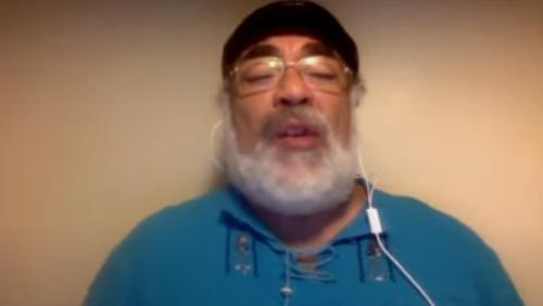 Dennis de Oliveira, da Rede Nacional Quilombação
