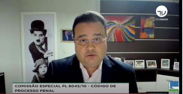 Deputado Fábio Trad anuncia votação da proposta na próxima semana