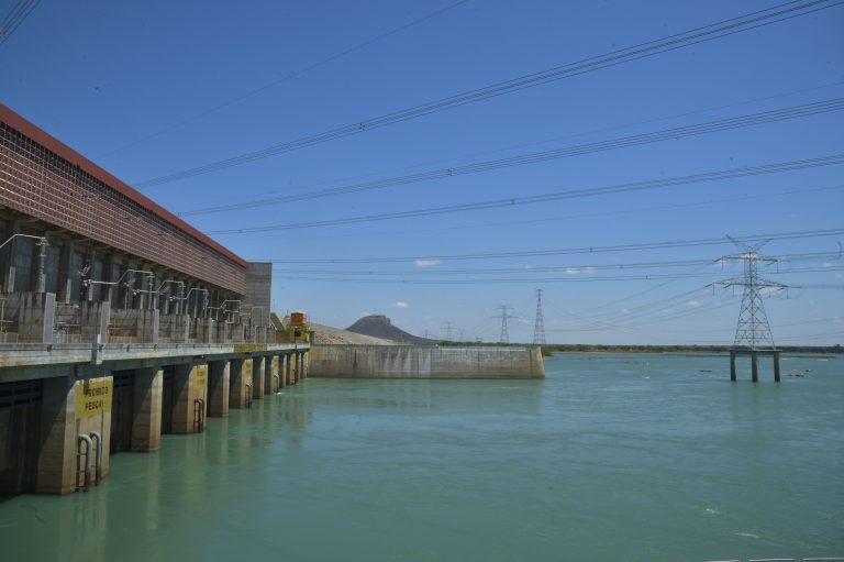 Energia - elétrica - Chesf Sobradinho Bahia hidrelétrica reservatório barragem água crise hídrica