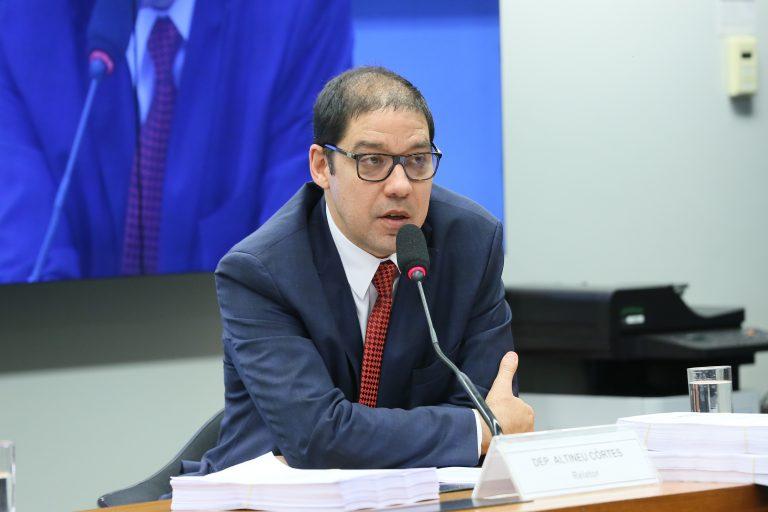 Deputado Altineu Côrtes (PL-RJ)