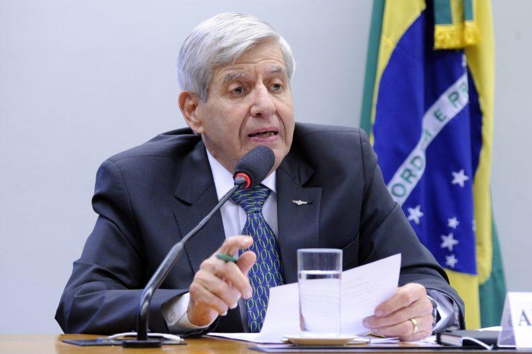 Ministro-Chefe do Gabinete de Segurança Institucional da Presidência da República, Augusto Heleno Ribeiro Pereira