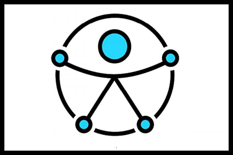 Direitos Humanos - deficiente - novo símbolo acessibilidade (novo símbolo criado pela ONU)