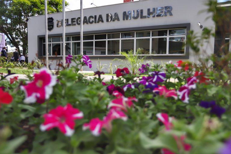 Segurança - violência doméstica - violência gênero sexual feminicídios Lei Maria da Penha (delegacia da mulher em Pato Branco-PR)