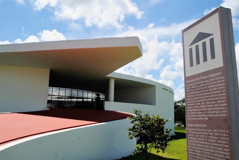 Cidades - geral - Brasília - turismo - índios - memorial dos povos indígenas