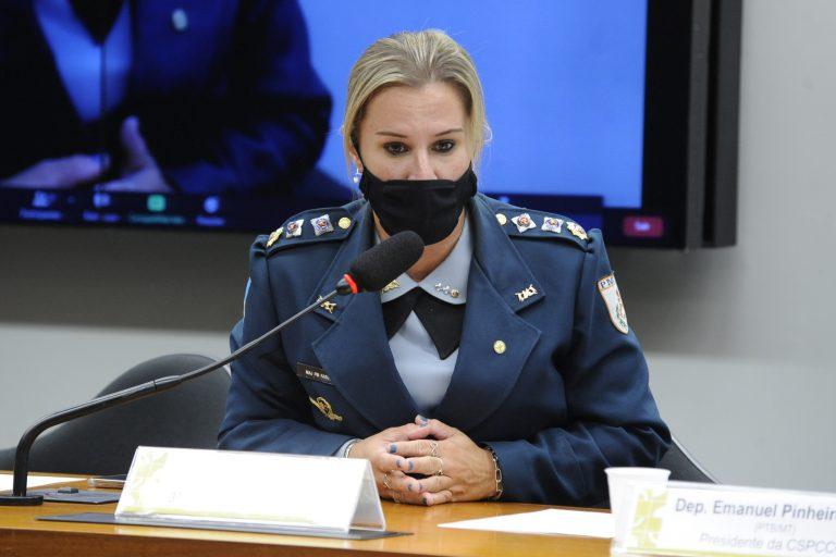 IDep. Major Fabiana (PSL - RJ)