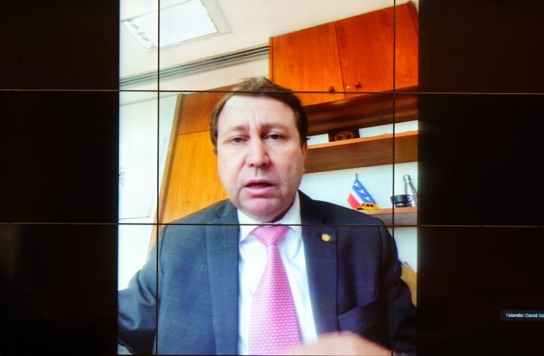 Reunião Extraordinária. Dep. David Soares(DEM - SP)