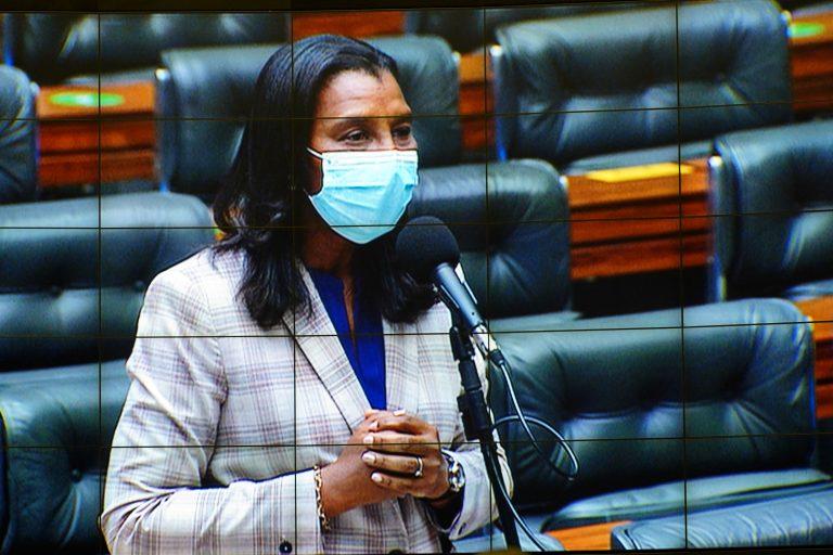 Discussão e votação de propostas. Dep. Rosangela Gomes(REPUBLICANOS - RJ)
