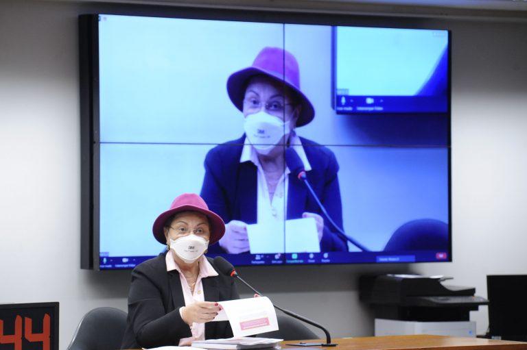 Reunião de Instalação e Eleição Mesa da Secretaria da Mulher. Dep. Tereza Nelma (PSDB - AL)