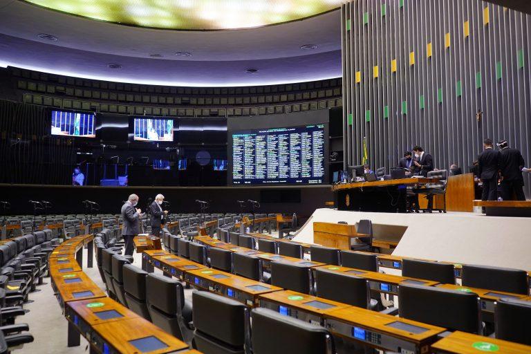 Plenário – Sessão remota do Congresso Nacional