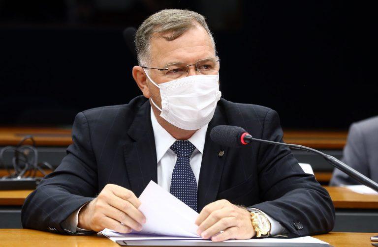 Dep. Lucio Mosquini (MDB - RO)