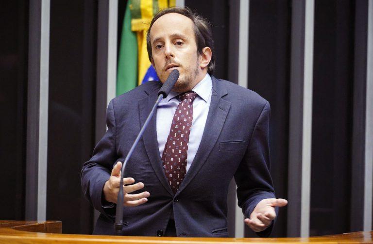 Deputado Paulo Ganime (NOVO-RJ)