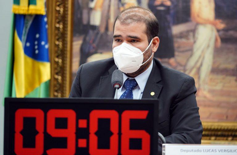 Dep. Lucas Vergilio (SOLIDARIEDADE - GO)