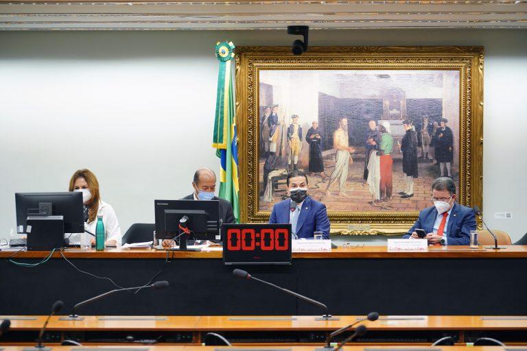 Audiência Pública - Debater a admissibilidade da PEC 32/2020 (Reforma Administrativa). Dep. Marcos Pereira(REPUBLICANOS - SP)