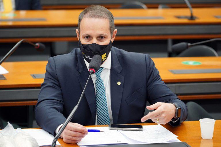 Reunião Extraordinária. Dep. Guilherme Derrite(PP - SP)