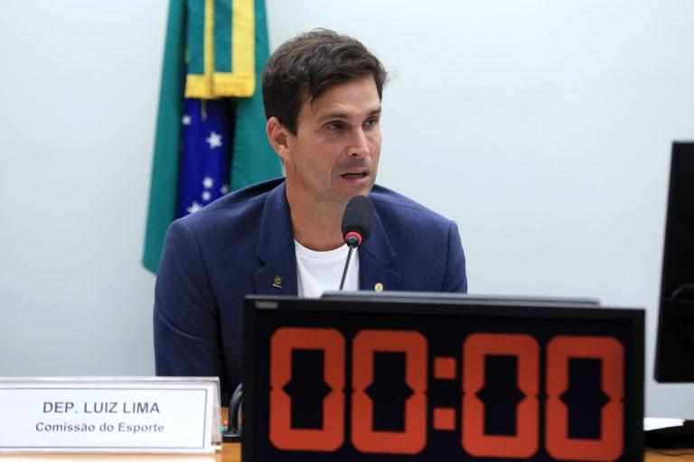 Audiência Pública - Plano Nacional do Desporto. Dep. Luiz Lima(PSL - RJ)